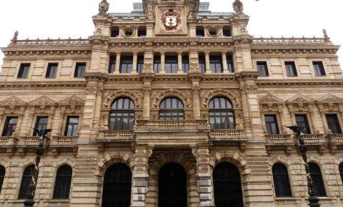 Sediul Fostilor Deputati de Vizcaya din Bilbao