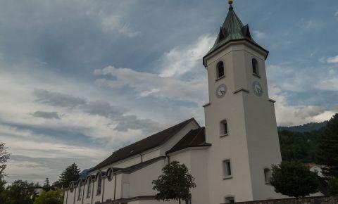 Biserica Parohiala Sfantul Gallus din Triesen