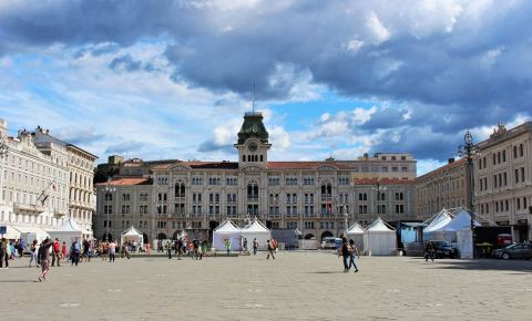 Shopping in Trieste