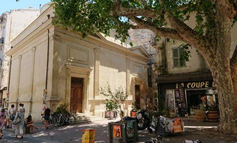 Sinagoga din Avignon