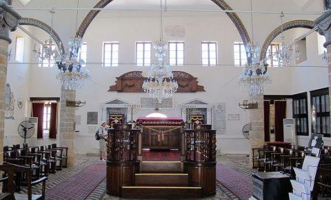 Sinagoga Kahal Shalom din Insula Rodos