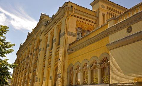 Sinagoga din Kiev