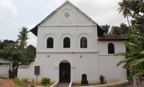 Sinagoga Mattancherry din Kochi