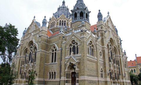 Sinagoga Noua din Szeged