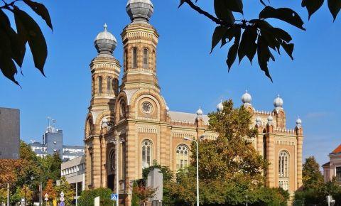 Sinagoga din Szombathely
