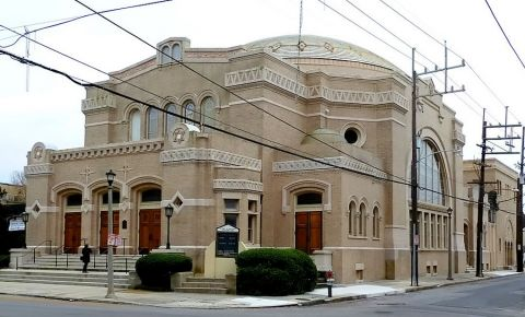 Sinagoga Touro din New Orleans