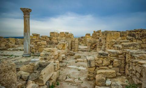 Situl Antic Kourion din Episkopi
