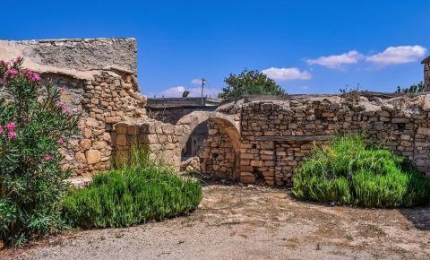 Situl Arheologic Palaipafos din Kouklia