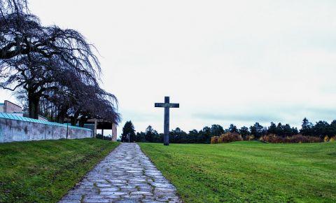 Cimitirul Skogskyrkogarden din Stockholm