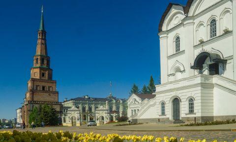 Turnul Soyembika din Kazan