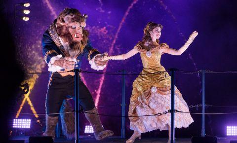 Spectacolele de la Disneyland