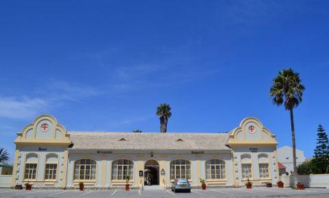 Spitalul Rupprecht din Swakopmund
