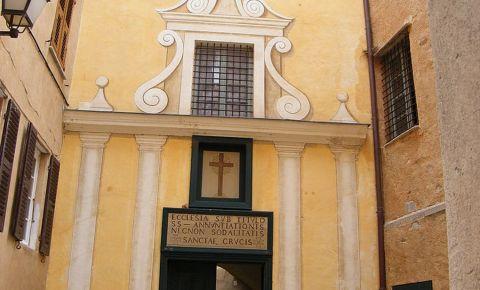 Biserica Sfanta Cruce din Bastia