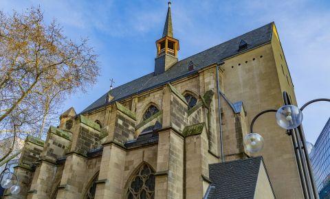 Biserica Sfantul Severin din Koln