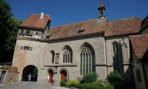 Biserica Sfantul Wolfgang din Rothenburg ob der Tauber