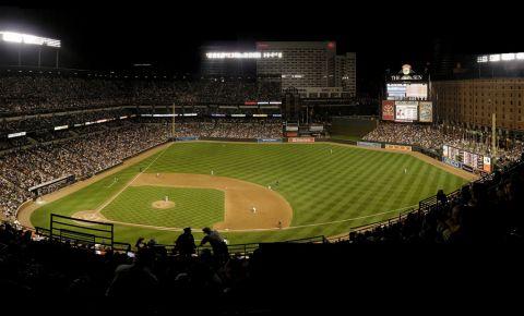 Stadionul Camden Yards din Baltimore