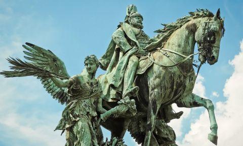 Monumentul Orasului Dusseldorf