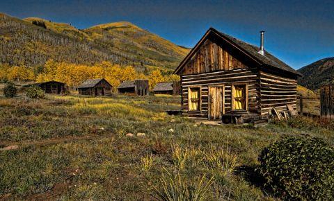 Statiunea Ashcroft din Aspen