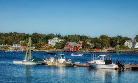 Statiunea Bailey's Bay din Hamilton