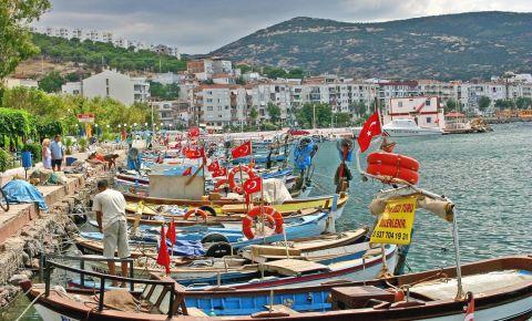 Statiunea Dikili din Izmir