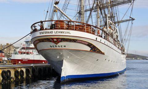 Nava Statsraad Lehmkuhl din Bergen
