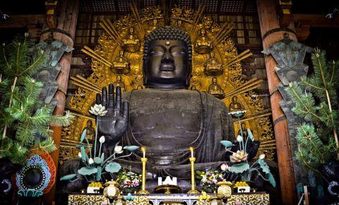 Statuia Buddha din Nara