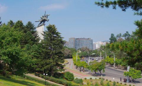 Statuia Chollima din Phenian