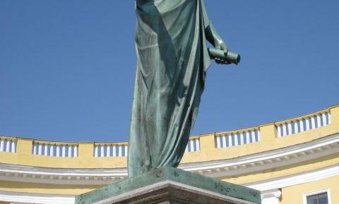 Statuia Ducelui Richelieu din Odessa