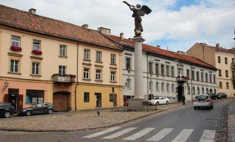Statuia Ingerului din Vilnius