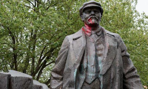Statuia lui Lenin din Seattle