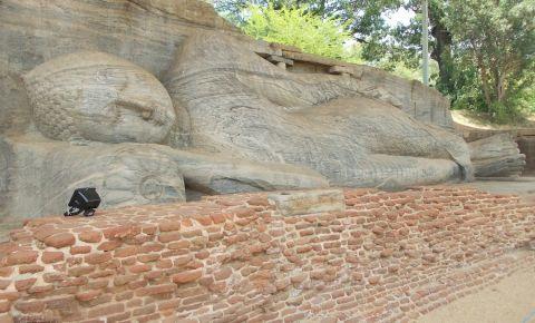 Statuile lui Buddha din Polonnaruwa