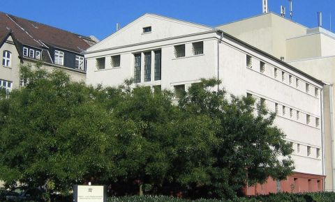 Muzeul Memorial Steinwache din Dortmund