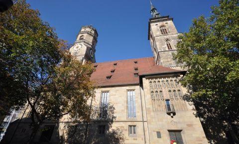 Biserica Stiftskirche din Stuttgart
