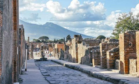Strada Abundentei din Pompei