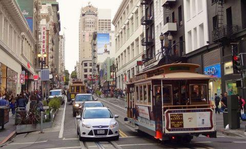 Strada Comerciala din San Francisco