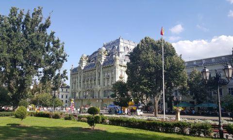 Strada Deribasovskaya din Odessa