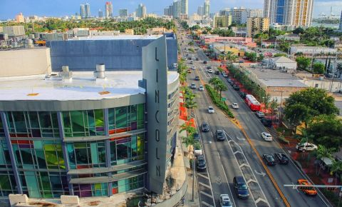 Strada Lincoln din Miami