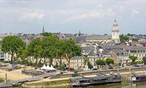 Strada Montee St-Maurice din Angers