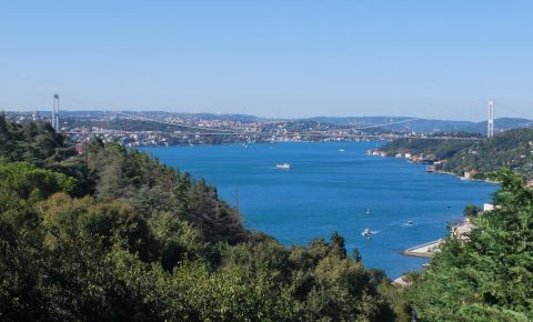 Stramtoarea Dardanele din Canakkale