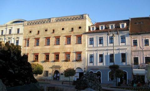 Muzeul Stredoslovenske din Banska Bystrica