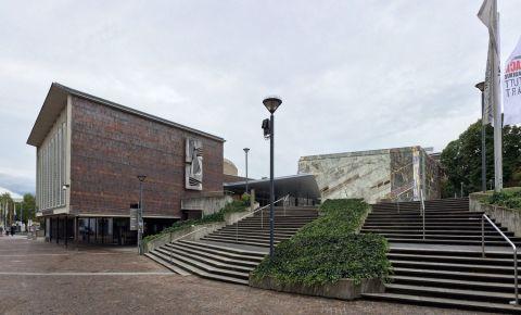 Sala de Concerte Liederhalle din Stuttgart