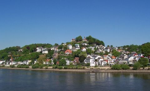 Cartierul Burg auf dem Sullberg din Hamburg