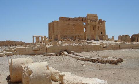Tabara lui Diocletian din Palmira