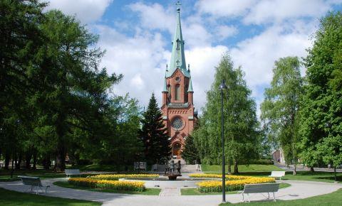 Biserica Ortodoxa Alexander Nevski din Tampere