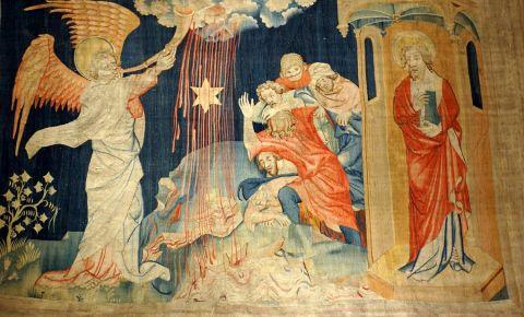 Tapiseriile Apocalipsei din Angers