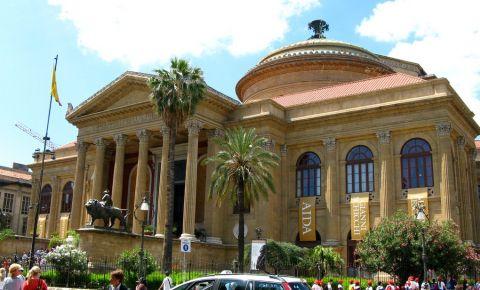 Teatrul Massimo din Palermo