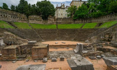 Teatrul Roman din Trieste