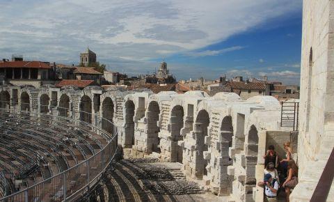 Teatrul Antic din Arles