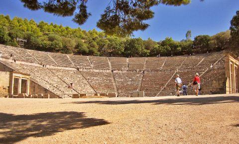 Teatrul Epidaurus din Peloponez