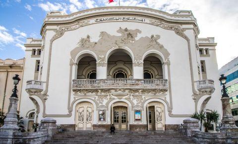 Teatrul National din Tunis